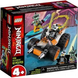 Lego Ninjago: Coles Speeder Car