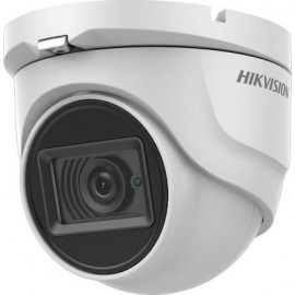 Hikvision CCTV Κάμερα 1080p Αδιάβροχη με Φακό 2.8mm DS-2CE76H8T-ITMF