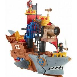 Imaginext Πειρατικό Καράβι Καρχαρίας