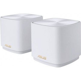Asus ZenWiFi AX (XD4) (2 pack) White