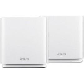 Asus ZenWiFi AC (CT8) (2 pack) White