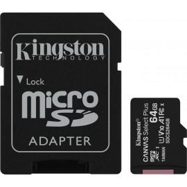 64GB Kingston Canvas Select Plus MicroSDXC 100MB/s
