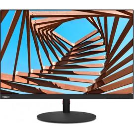 57,1cm/22,5 (1920x1200) Lenovo ThinkVision T23d HDMI DisplayPort WUXGA IPS HDMI 6ms VGA VESA Black