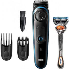 Braun Beard Trimmer & Gillette Fusion5 ProGlide Razor BT3240