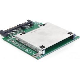 DeLOCK Card Reader SATA > CFast (91714)