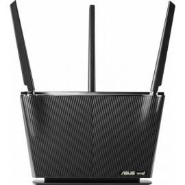 Asus RT-AX68U 4G Router Ασύρματο Wi‑Fi 6