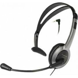 Panasonic Headset KX-TCA430 Μαύρο
