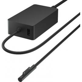 Microsoft Τροφοδοτικό 127W για Microsoft Surface Μαύρο