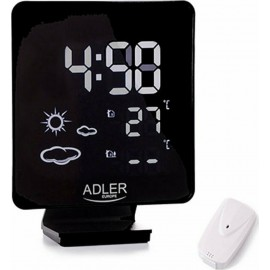 Adler Μετεωρολογικός Σταθμός Black AD1176