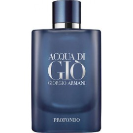 Giorgio Armani Profondo Eau de Parfum 125ml