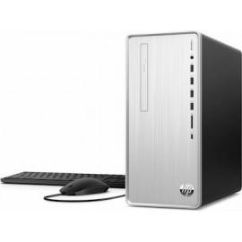 HP Pavilion i5-10400 Mini Tower 10th Generation Intel® Core™ i5 8 GB DDR4-SDRAM 1000 GB HDD Windows 10 Home PC Silver New Repack/Repacked
